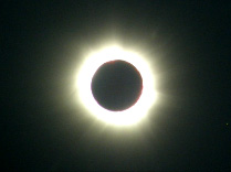 Total Solar Eclipse Gabon 2013