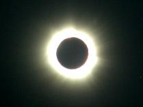 Total Solar Eclipse Gabon 2013