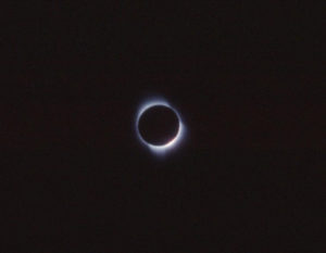 Bolivia - Total Solar Eclipse 1994