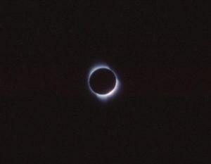 Bolivia - Total Solar Eclipse 1994