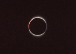 Total Solar Eclipse India 1995