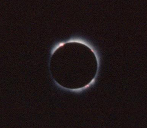 Totality Mexico 1991