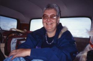 Tora on jeepsafari 1994