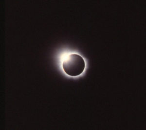 Diamond ring 1980