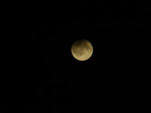 Maximum lunar eclipse 2016-09-16